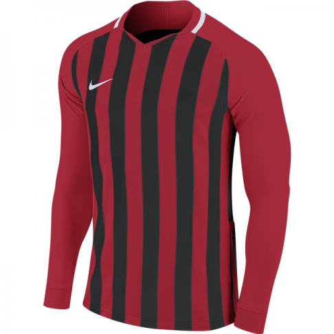 af3eac30d69a07 Nike Striped Division II football Jersey Senior Long sleeve 894103 ...