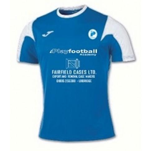 iplay Football Academy Joma Estadio Short Sleeve Jersey 100146iplay From £15.85