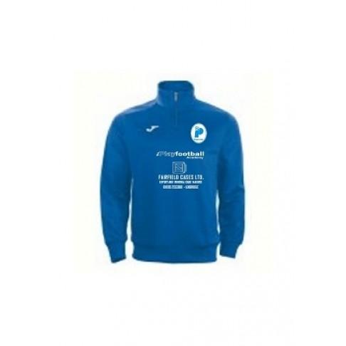 iplay Football Academy Joma Combi Faraon 1/4 Zip Sweatshirt 100285iplay from £16.25