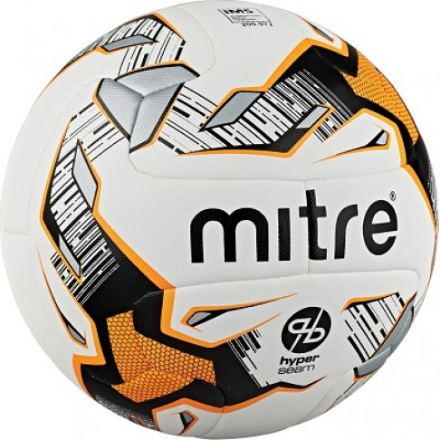 Mitre Ultimatch Hyperseam Match Football  BB1106  £15.00