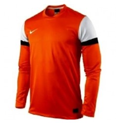 Nike Trophy Football Shirt Junior Long Sleeve 413162 £7.50 each
