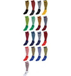 Precision Contrast Hoop  Pro  Football Sock 710 £3.85