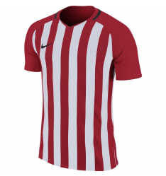 3343e5fa1 Nike Striped Division III Football Shirt Junior Short Sleeve 894102 from  £12.70