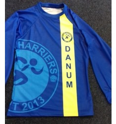 Danum Harriers Long Sleeved Tee DHLS £24.00
