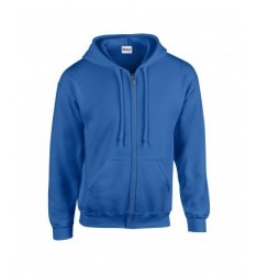 Danum Harriers Gildan Hooded Full Zip Sweatshirt GD058DHP