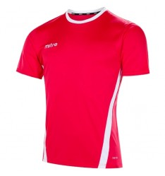 Mitre Origin Short Sleeve Football Shirt  T70068 From £8.00