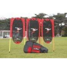 Precision Folding Free Kick Man (set of 3) TR703 £35.00