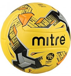 Mitre Ultimatch Fluo Hyperseam Match Ball  BB1105 £14.00