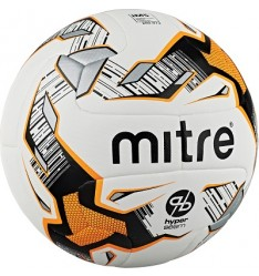Mitre Ultimatch Hyperseam Match Football  BB1106  £14.00