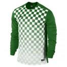 Pine Green-Football White  302